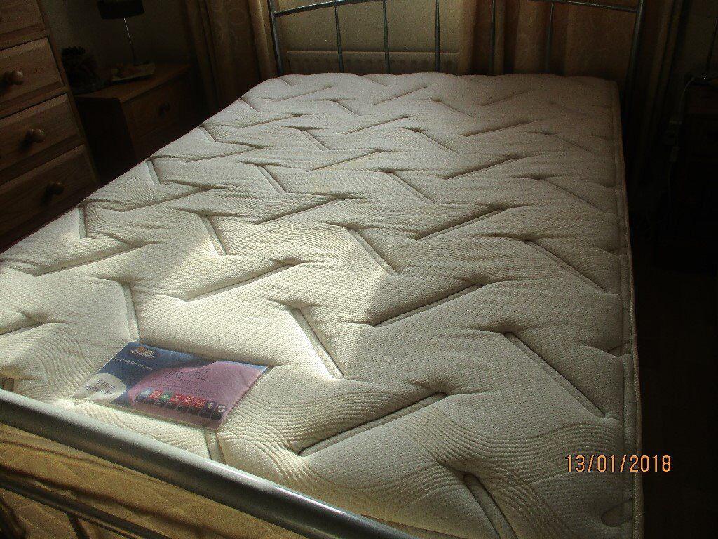 Silentnight Double mattress