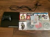 PS3 Bundle Slim (320gb)