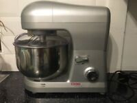 Cooks Professional 800w 5l Silver Stand Mixer