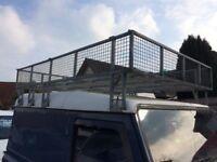 Land Rover Defender 90 Roof rack