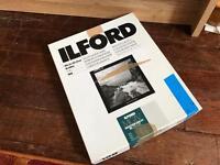 Ilford photo developer paper 4/5 pieces
