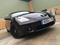 Toyota Celica 1.8 Petrol, 6 Speed Manual, Full Year MOT & Full Toyota Service History.