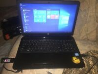 HP 15 notebook laptop 500gb quick sale reduced price
