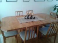 Dining table set / salle a manger