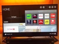 LG 42ub820v 4k tv