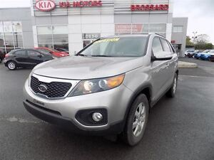 2013 Kia Sorento LX V6 AWD Cruise Bluetooth