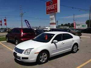 2007 Ford Fusion SE, 4 Cylinder Great on Gas