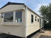 Double Glazed & Central Heated Static Caravan Including 2019 Site Fees! Cala Gran Holiday Park