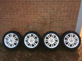 """18"""" MG ZT Alloy Wheels"""