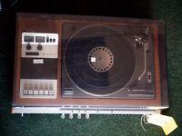 Sony HMK-70 VINTAGE 1970s stereo music system