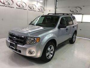 2011 Ford Escape XLT/ LEATHER / SUNROOF / CHROME RIMS