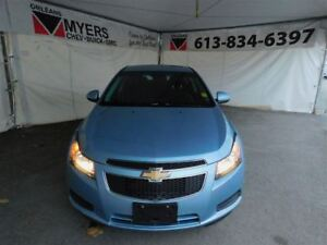 2011 Chevrolet Cruze LT Turbo REMOTE START WITH LOW KMS!!!