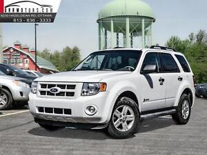 2010 Ford Escape Hybrid 4WD