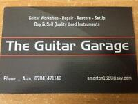 The Guitar Garage