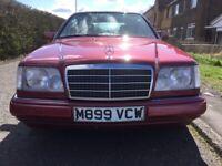 Mercedes-Benz, E CLASS, Convertible, 1995, Automatic, 2199 (cc), 2 doors