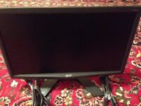 """Acer X X193HQ 19"""" LCD Monitor"""