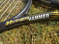 Wilson Hyper Hammer Hyper Carbom Tennis Racket