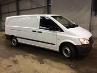 Mercedes Vito extra long automatic