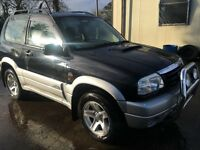 2004 GRAND VITARA LOVELY JEEP VERY CLEAN