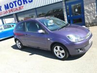 FORD FIESTA ZETEC CLIMATE 1.25