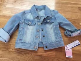 Mothercare denim jacket