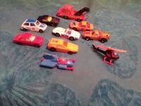Matchbox car's