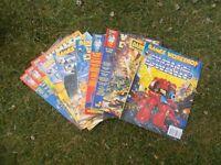 White Dwarf Magazines