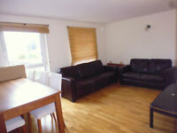 Large modern 3 double bedroom flat with separate living room. 5mins walk to Clapham South or Balham