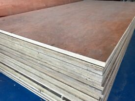 Sheets of Plywood & MDF (some marine BS 1088) 25mm 18mm 12mm 6mm (slight downgrade)
