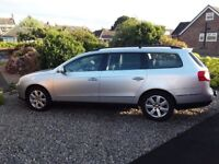 VW PASSAT 2.0TDI 6 SPEED, FSH, MOT UNTIL 01/19