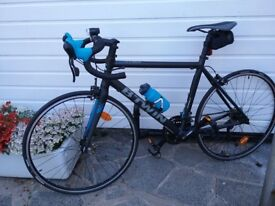 """Brand New Btwin Triban 500 Road Bike ( never used). Small. For anyone 5' 3"""" to 5' 6"""" ."""