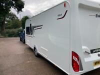2016 Elddis Affinity 554 Touring Caravan