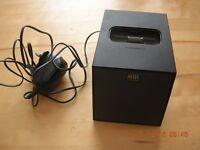 Altec Lansing Octiv Mini Speaker System for older iPhone and iPod (Black) M102