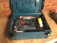 BOSCH GST-150-BCE PROFESSIONAL VARIABLE SPEED JIGSAW 110v