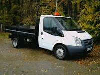 FORD TRANSIT TIPPER 2010 ONLY 84K FULL SERVICE HISTORY
