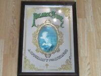 Pears Soap Advertising Mirror (Large Vintage Antique)