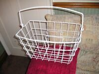 Raleigh Caprice original basket to fit frame mounted brackets