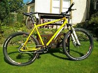 "Genesis IoID Mountain Bike - 8 speed Alfine - 20.5""/XL"