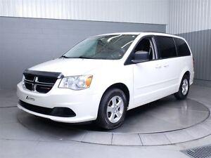 2012 Dodge Grand Caravan SXT STOW N' GO A/C MAGS West Island Greater Montréal image 1