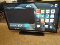 "Jvc 32"" Fully Smart Led, WiFi Freeview HD, Brand New Condition"