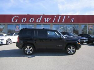 2016 Jeep Patriot HIGH ALTITUDE! BLUETOOTH!