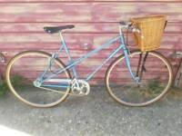 Peugeot ladies bike custom built