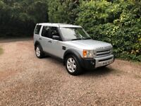 Land Rover Discovery 3 2006 TDV6 HSE