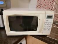 Cookwoks microwave