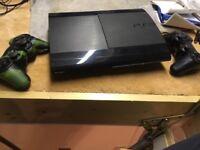 PS3 Super Slim 300gb
