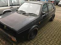 Golf MK2 1.8t Project with donor A3