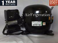 NT6224GK 1 HP R404A EMBRACO MBP COMPRESSOR MOTOR NT 6224 GK