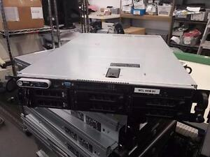Dell PowerEdge 2950 Quad Core E5450 2x 3GHz 8GB 2x 146GB SAS Perc6i RAID