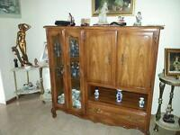 Antique Hutch/Display Cabinet For Sale! SOLD PPU