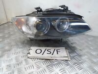 2010 BMW E93 HEADLIGHT DRIVER SIDE RIGHT 716213015 XENON BLUE TINT #5273
